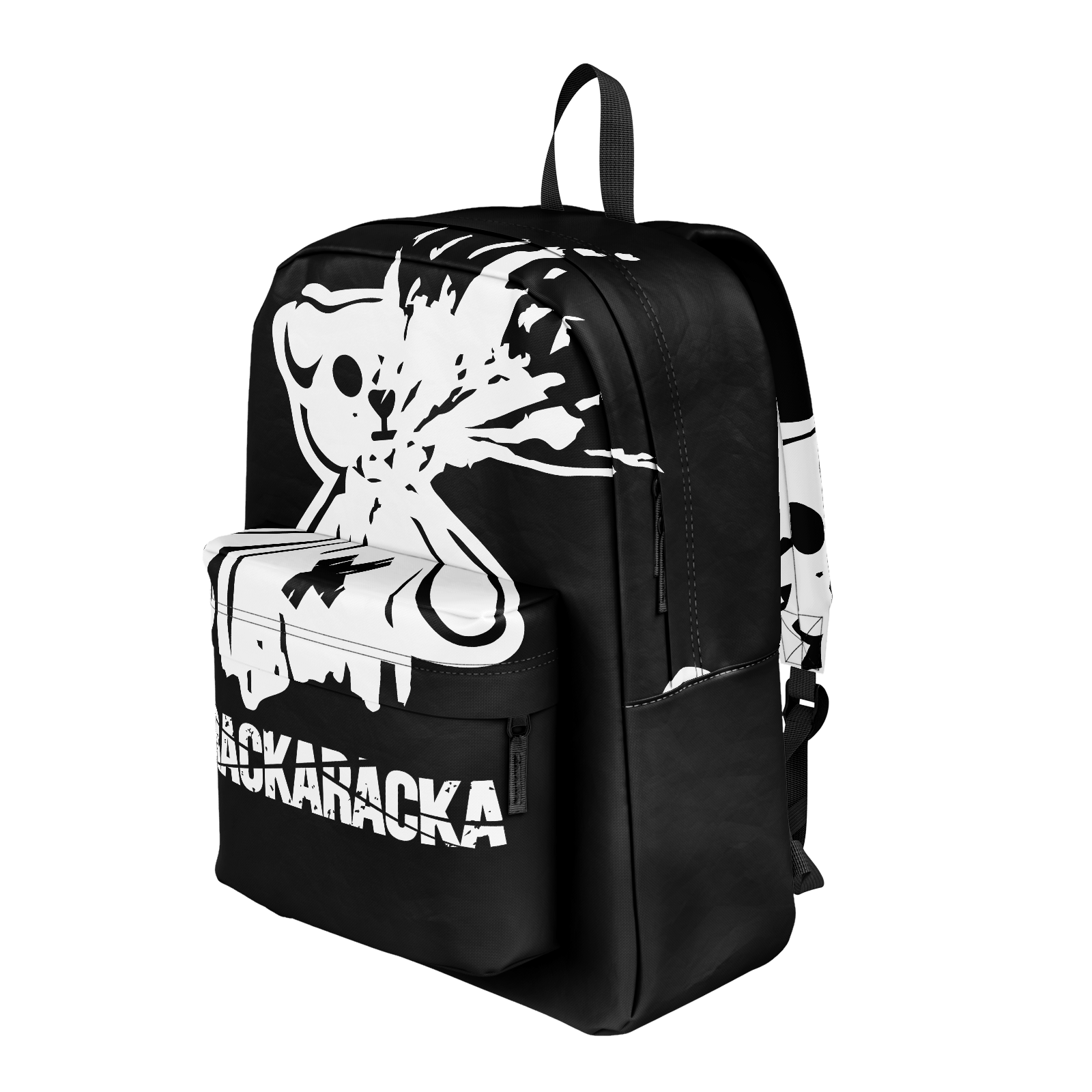 RackaRacka Black Backpack – Studio71 48bc3d85b4