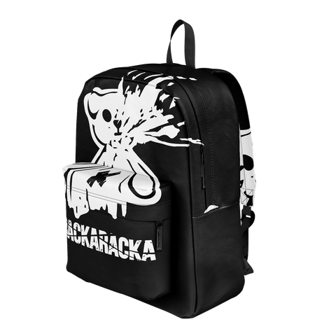 RackaRacka Black Backpack