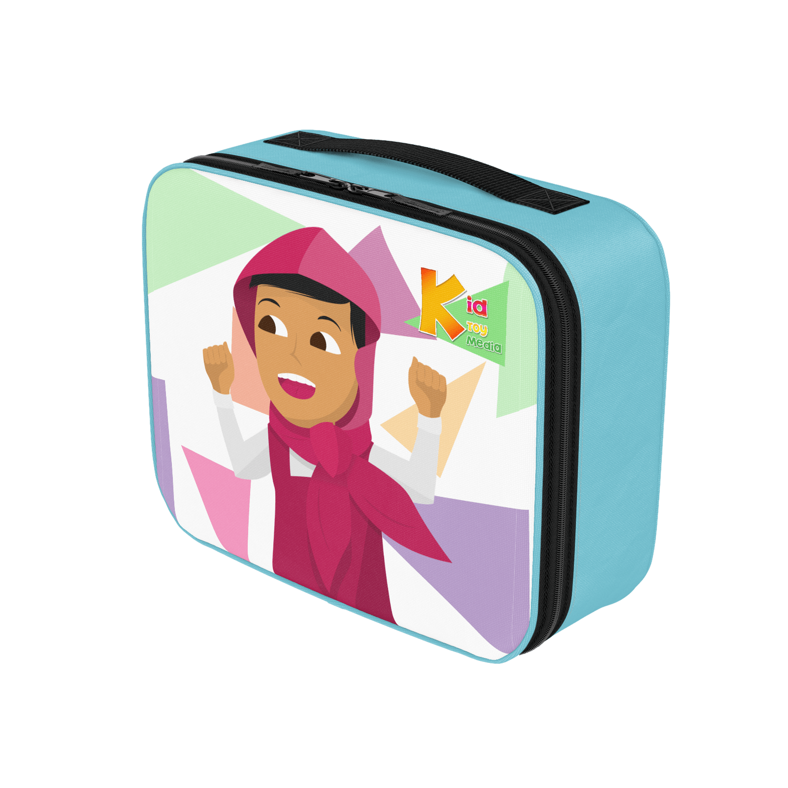 Kid Toy Media Lunchbox