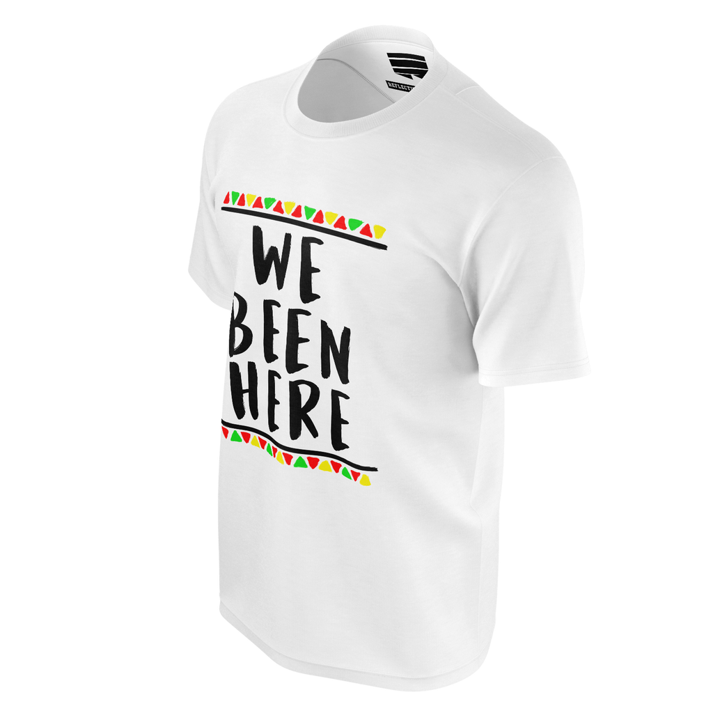 CANON WE BEEN HERE WHITE TSHIRT