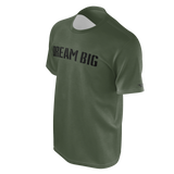 Daniel Fernandez Green Dream Big Do Bigger T-Shirt