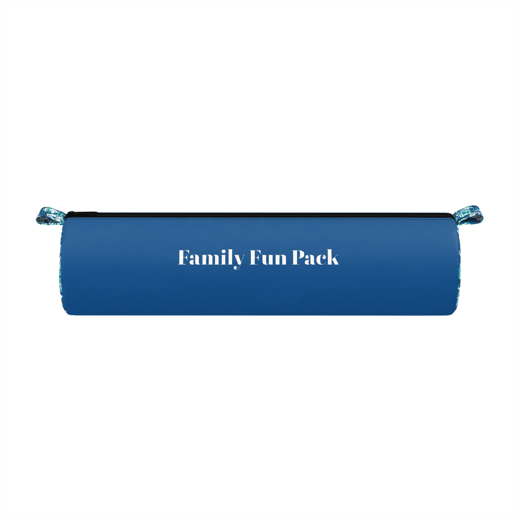 Family Fun Pack Hawaiian print Pencil Case