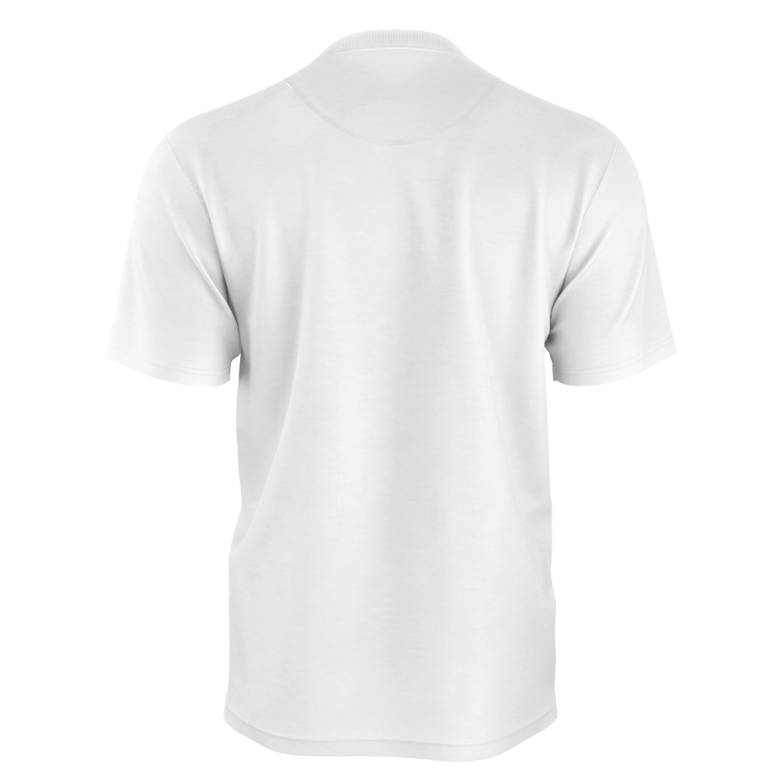 Mr. Moon - White Front Logo T-Shirt