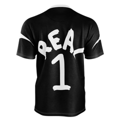 DEREK MINOR REAL 1 BLACK TSHIRT