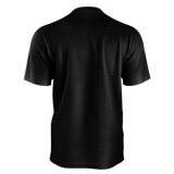 DEREK MINOR BLACK STICK FIGURE TSHIRT