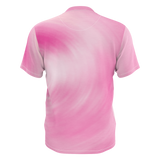 Mikey Manfs Pink Pocket T-Shirt