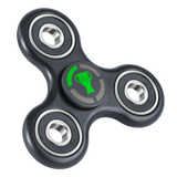 Game Theory Black Fidget Spinner