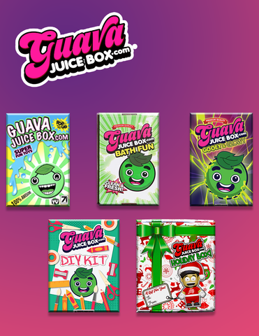 Guava Juice Doorbuster Bundle -- All 5 boxes