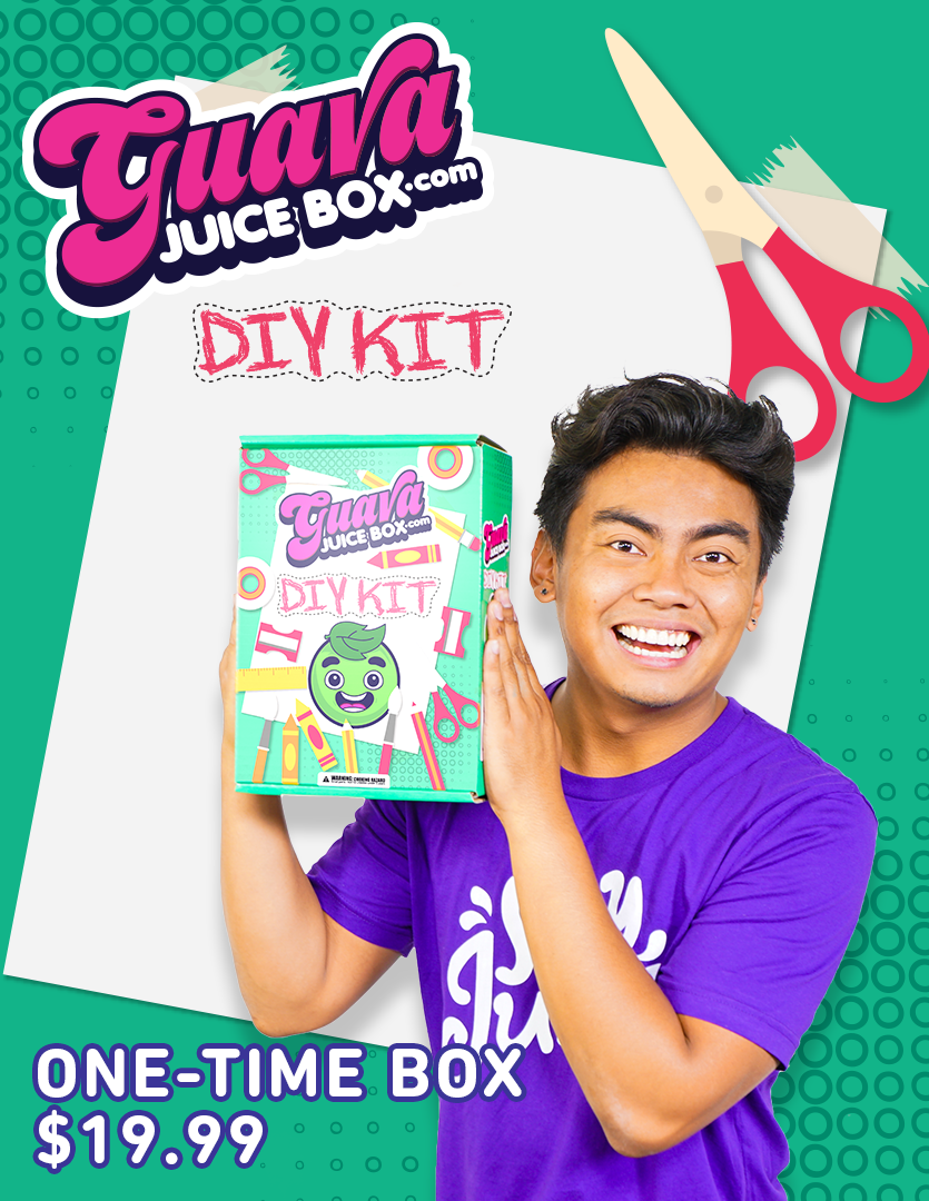 Guava Juice DIY Box (One-Time)
