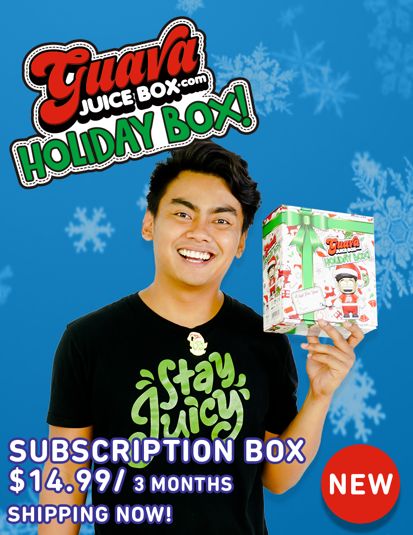 Guava Juice Holiday Box (Subscription)