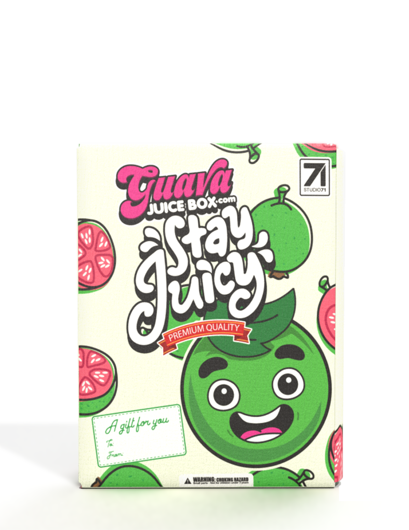 Guava Juice Stay Juicy Box (Pack of 2)
