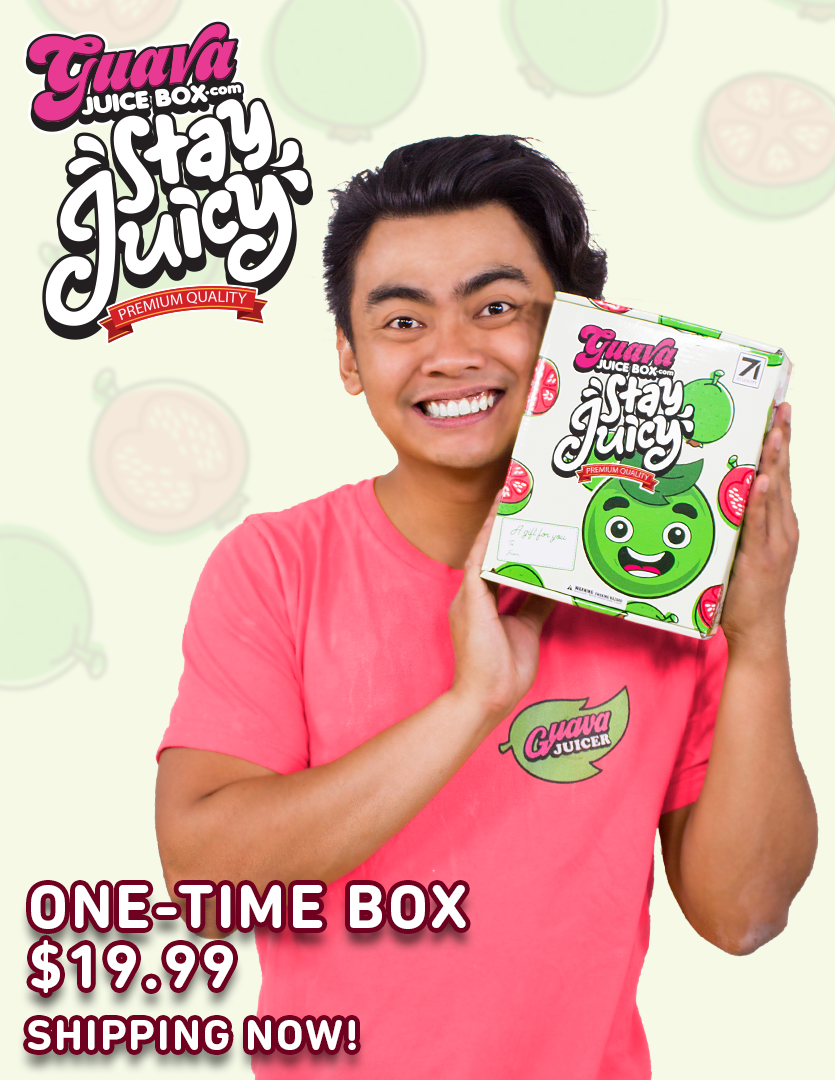 Guava Juice Stay Juicy Box (One-Time)