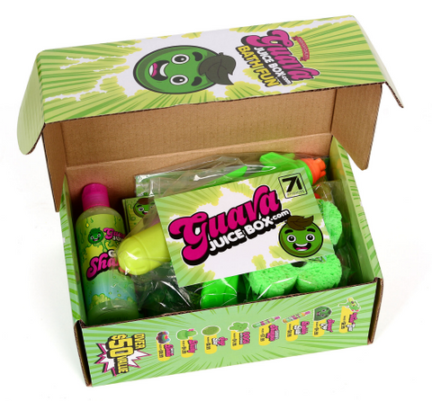 GJ Super Savings Bundle -- Bath Fun Box + DIY Box