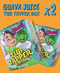 Guava Juice Tub Tapper Box (Pack of 2)