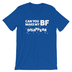 Magic Murray BF Short-Sleeve Unisex T-Shirt (Multiple Colors)