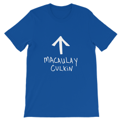 Macaulay Culkin Short-Sleeve Unisex T-Shirt (Multiple Colors)