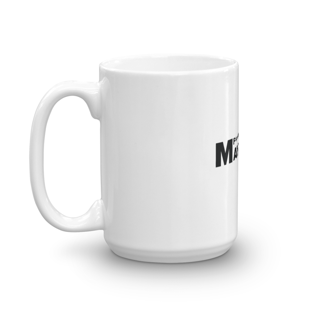 The TRY Channel Mayonnaise Mug