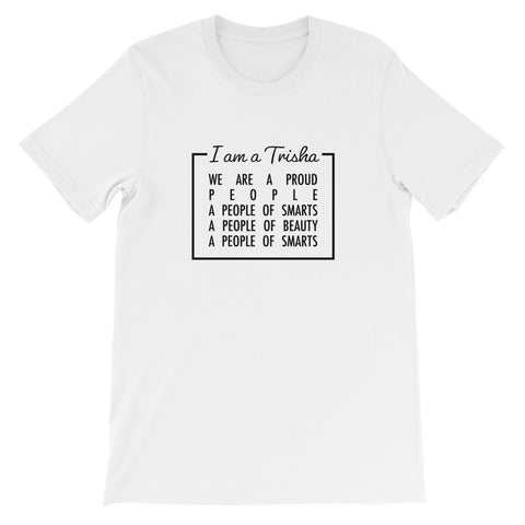 MPGiS I Am A Trisha Short-Sleeve Unisex T-Shirt