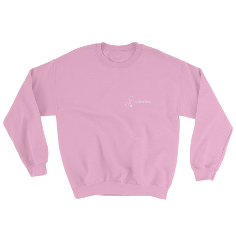 The Nurse Nook Breast Cancer Sweatshirt