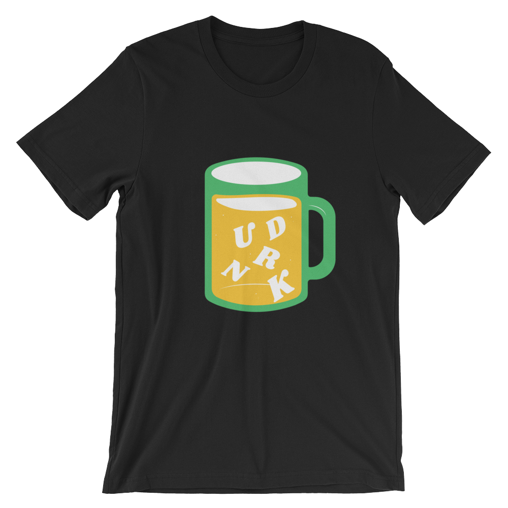 St.Patrick's Day Short-Sleeve Unisex T-Shirt (Multiple Colors)