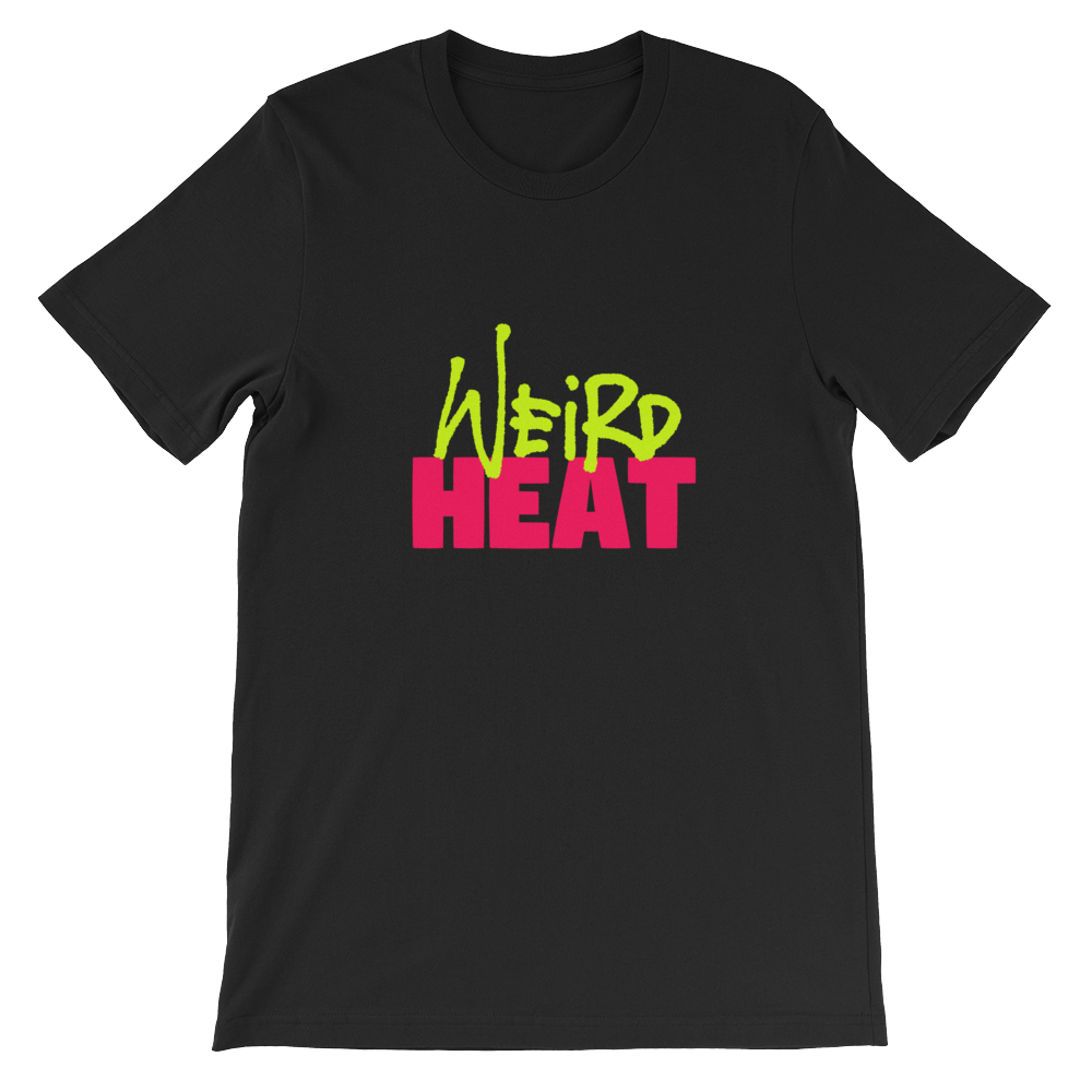 Weird Heat Logo Short-Sleeve Unisex T-Shirt