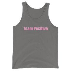 FitLittleMeg Team Positive Unisex Tank Top (Multiple Colors)