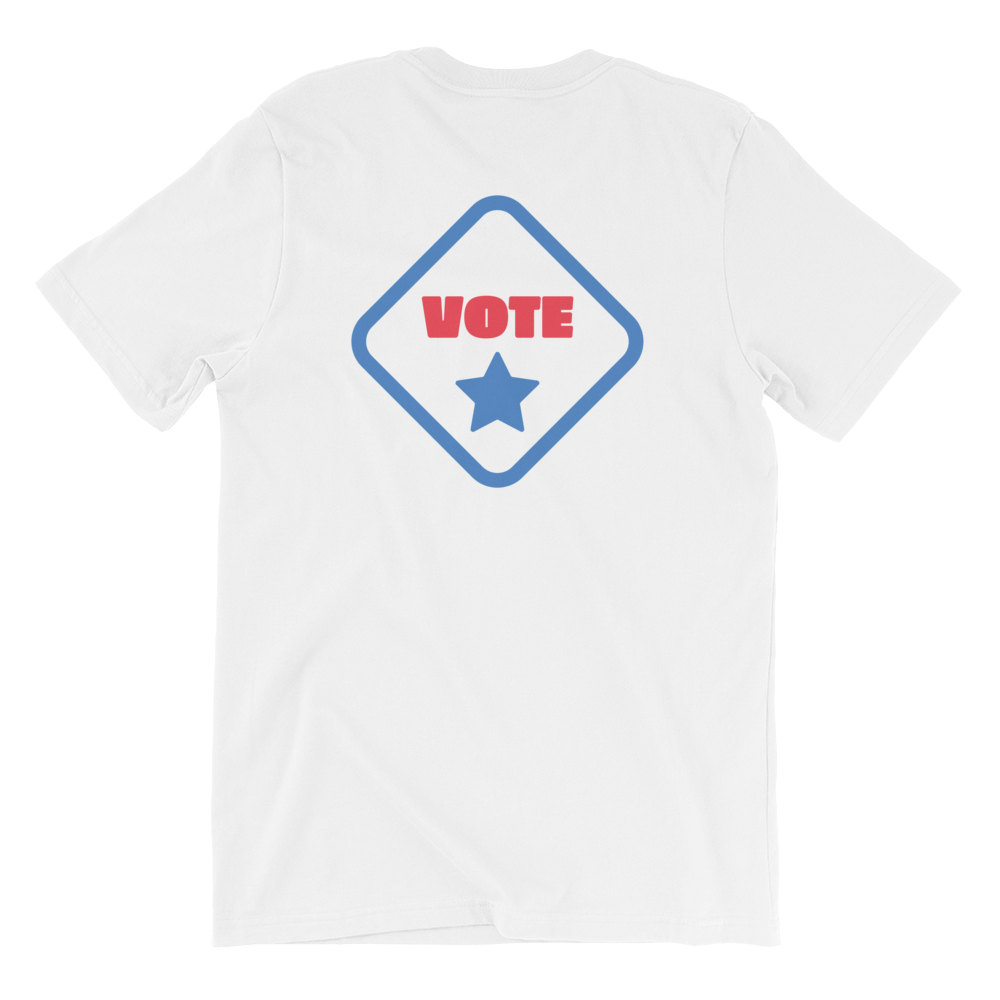 Vote Short-Sleeve Unisex T-Shirt