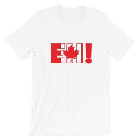 Canada Day Eh! Short-Sleeve Unisex T-Shirt