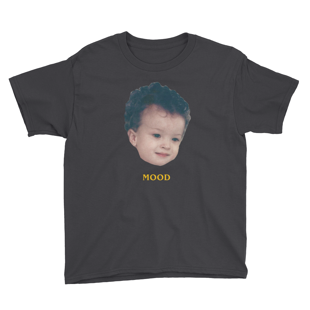 Taylor Reilly Mood Kids T-Shirt (Unisex)