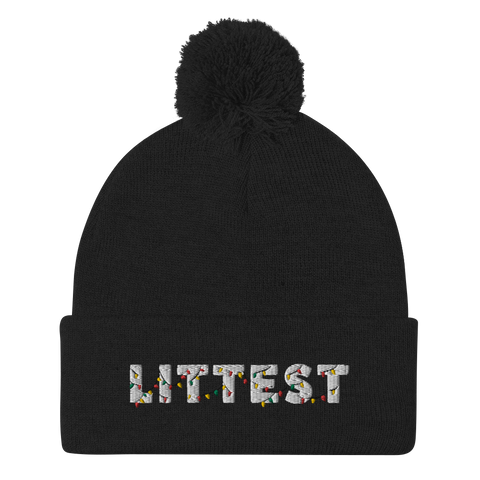 Tricia and Kam Littest Pom-Pom Beanie (Multiple Colors)
