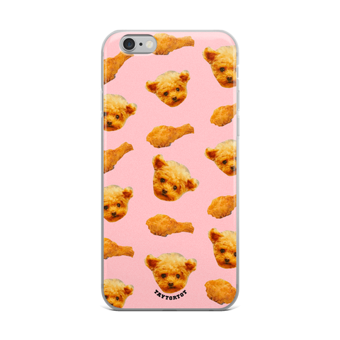 Taylor R Taytortot Pink iPhone Case (Multiple Sizes)