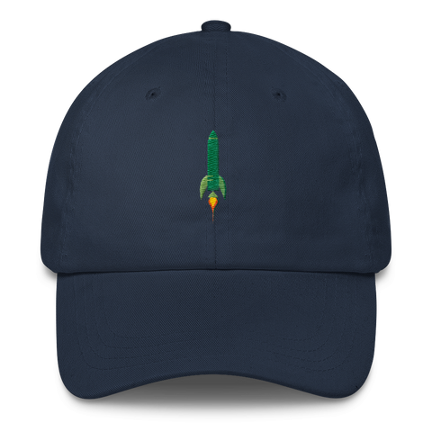 Derek Minor Rocket Hat