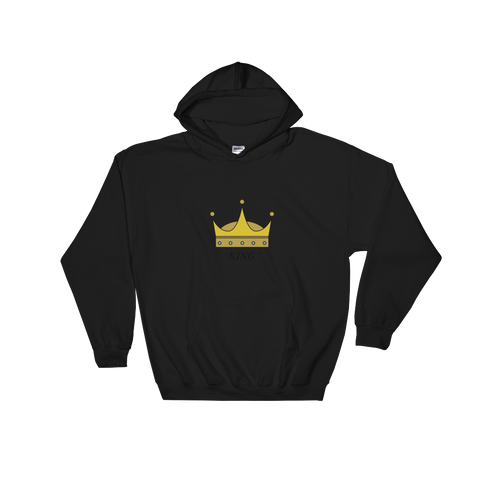 KING Crown Hooded Sweatshirt