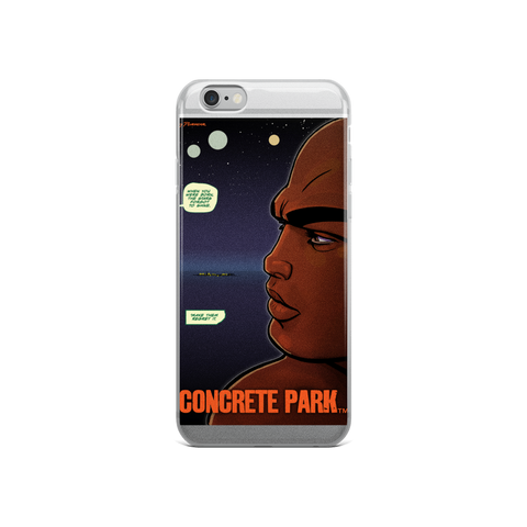 Concrete Park Make Them Regret It iPhone Case
