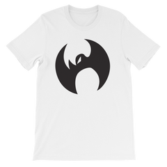 Bowswer12345 White Logo T-Shirt (Unisex)