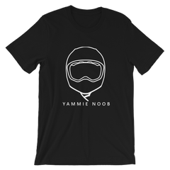 Yammie Noob Logo Short-Sleeve Unisex T-Shirt (Multiple Colors)