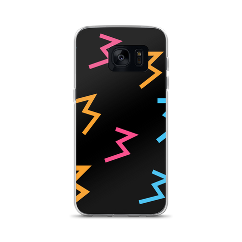 "McHusbands ""Abstract 3"" Colorful Samsung Case"