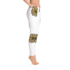 Davine & Bri Sunflower Leggings