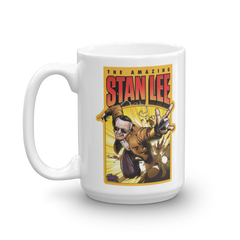 Amazing Stan Lee Mug (Multiple Sizes)