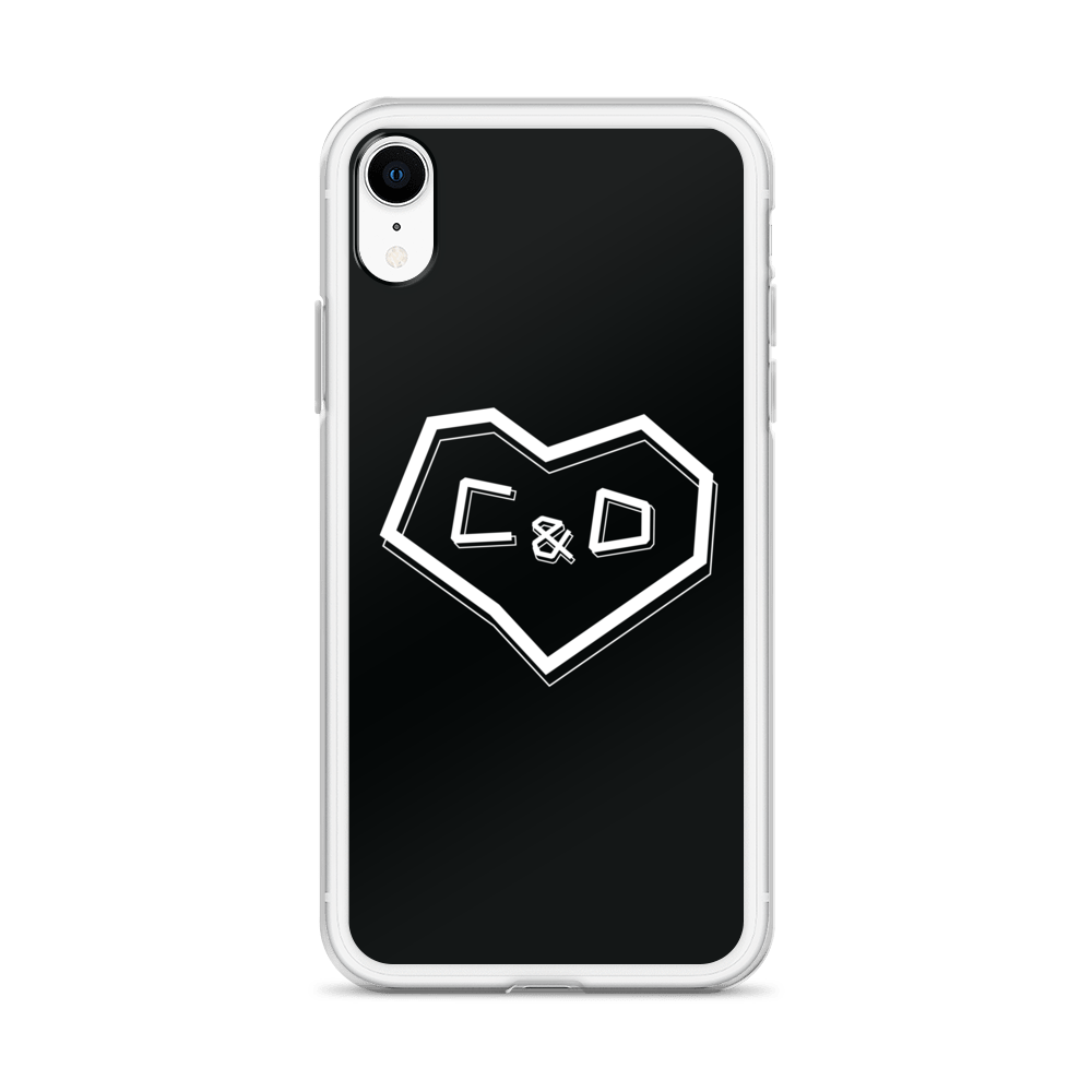 Corey Scherer C&D iPhone Case