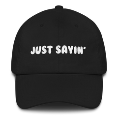 Just Sharon Hat (Black)