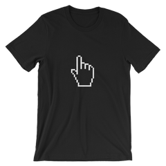 Studio71 Cursor Short-Sleeve Unisex T-Shirt