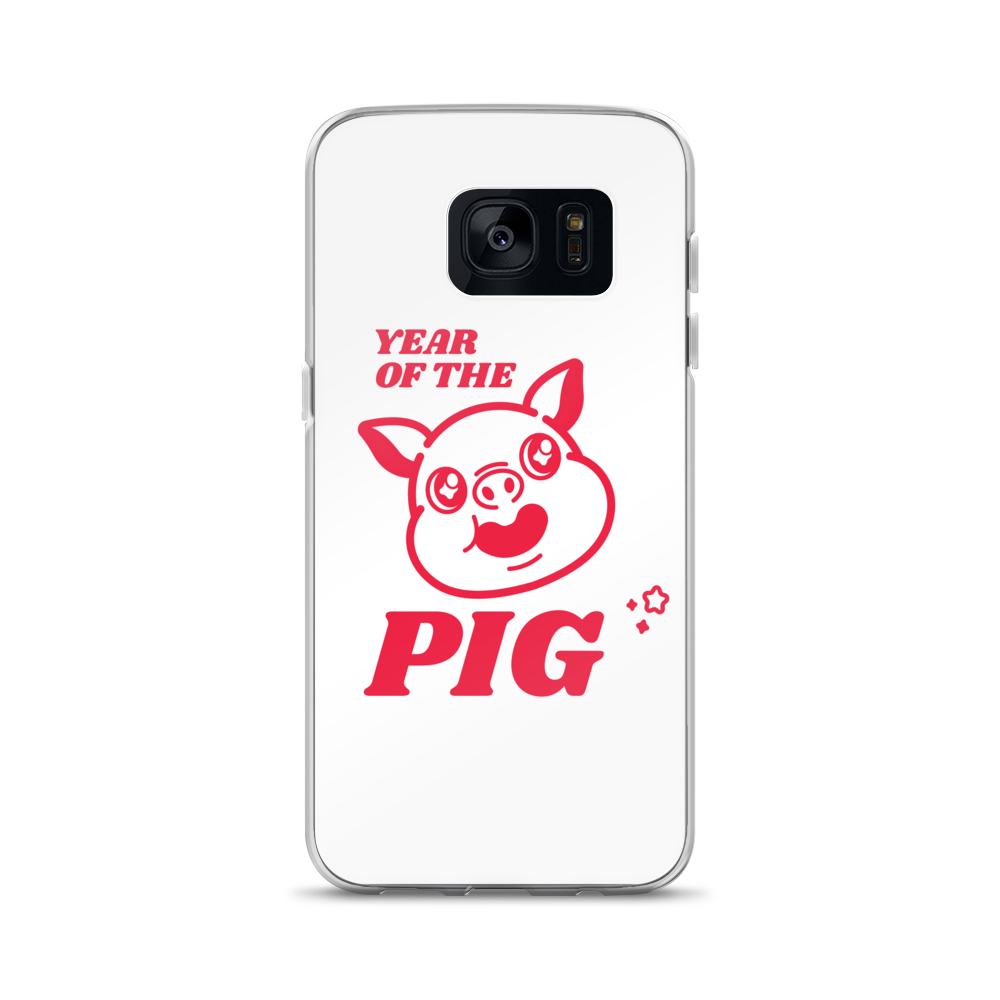 Year of the Pig 2019 Samsung Case (Multiple Sizes)