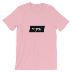 KING Royal Spring Edition Short-Sleeve Unisex T-Shirt (Multiple Colors)