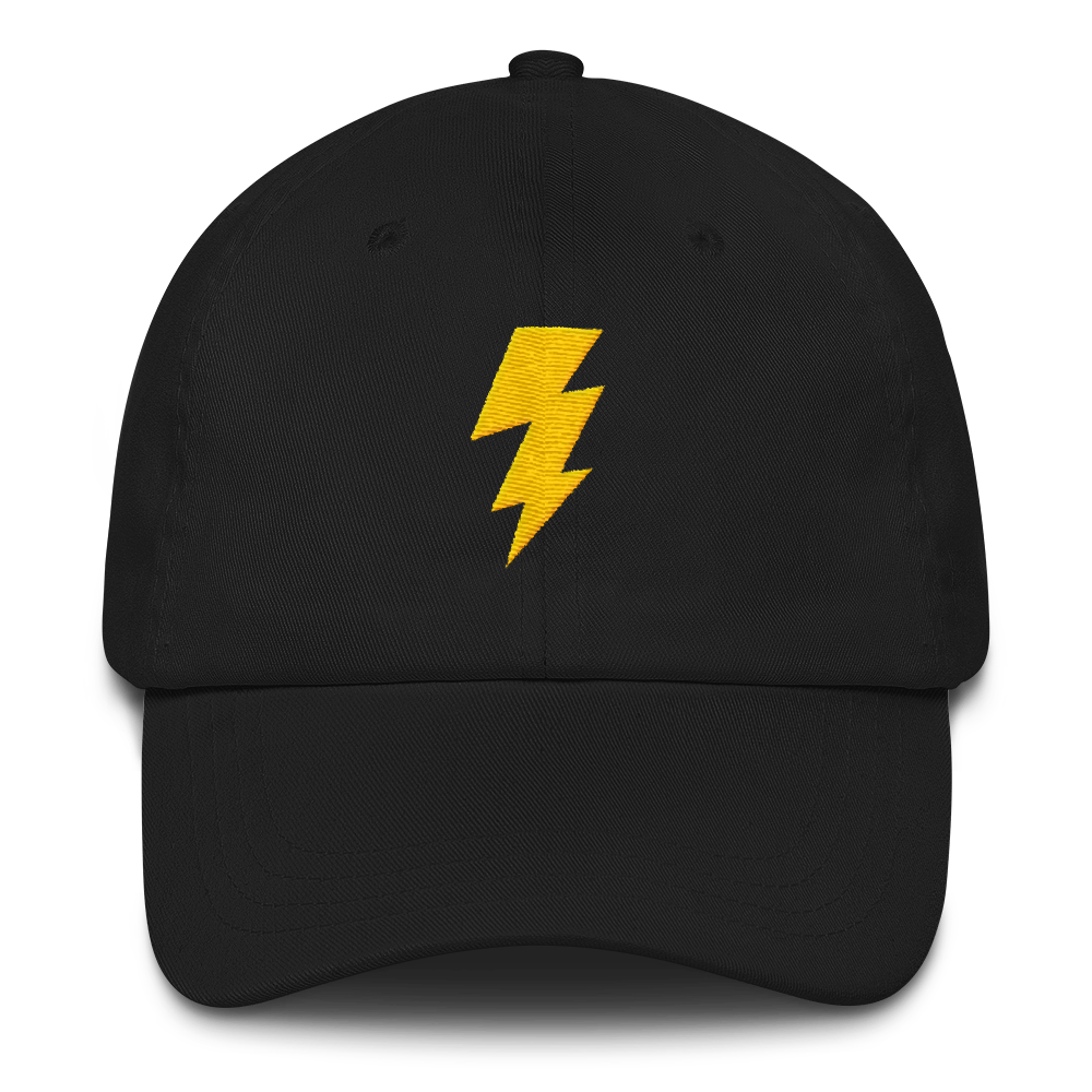 Seedeng Bolt Hat (Multiple Colors)