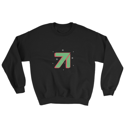 Studio71 Holiday Sweatshirt