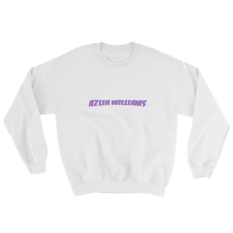 Azlia Williams Logo Sweatshirt
