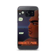 Concrete Park Make Them Regret It Samsung Case