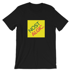 RoboKast Nostalgic Short-Sleeve Unisex T-Shirt (Multiple Colors)