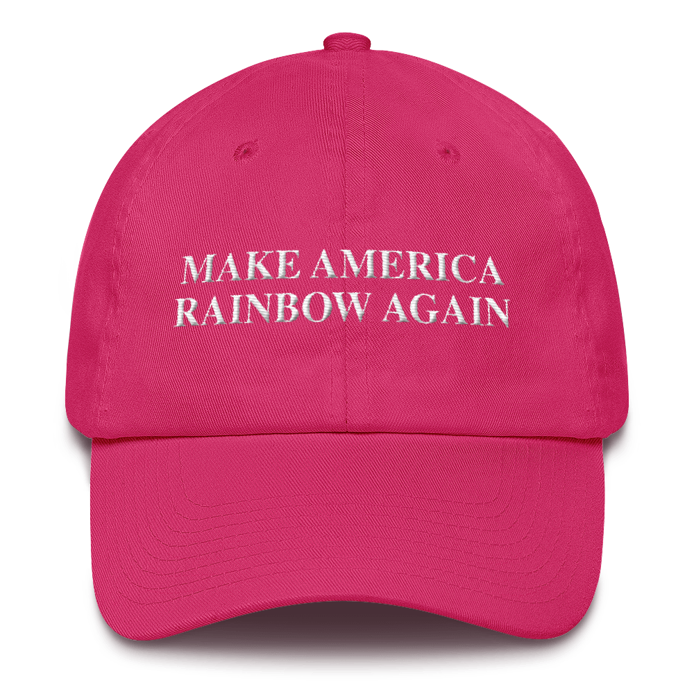 Make America Rainbow Again Hat